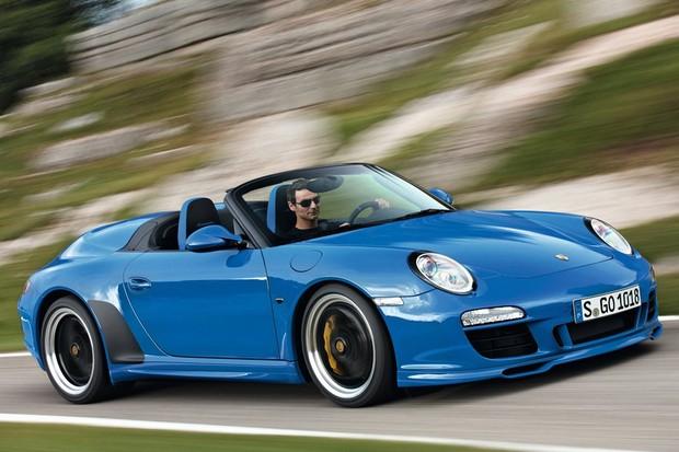 Porsche 997 de 2010 foi o último a ganhar uma versão Speedster (Foto: Divulgação)