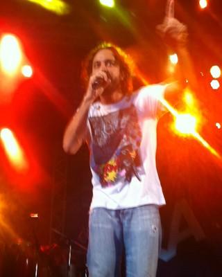 Gabriel o Pensador (Foto: Lívia Torres/G1)