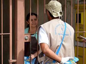 Arujá conta com o apoio da população para prevenir a Dengue (Foto: Willian Almeida/Prefeitura de Arujá)