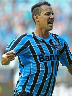 rodriguinho grêmio fluminense (Foto: Lucas Uebel/Grêmio FBPA)
