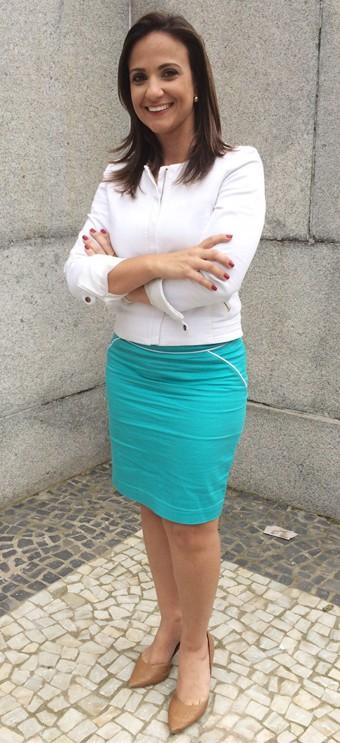 Adriana Cutino exibe seu novo shape (Foto: Arquivo Pessoal)