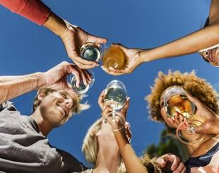 Bebidas alcoólicas euatleta (Foto: Getty Images)