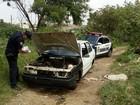 Carcaças de veículos são encontradas em terreno de Sorocaba