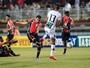 Autor de gol, Richardson mira jogos em casa para segurar Ceará no G-4