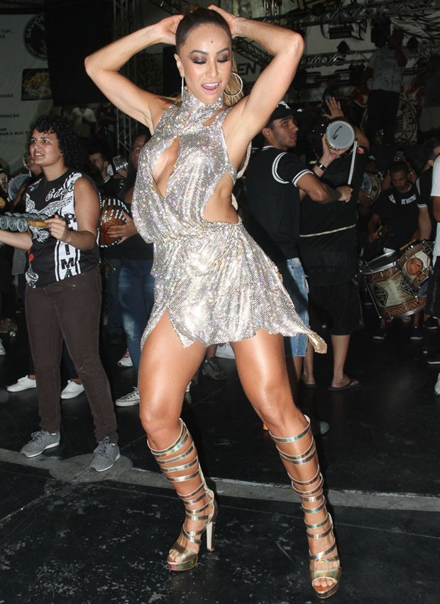 Sabrina Sato (Foto: Amauri Nenh/Brazil News)