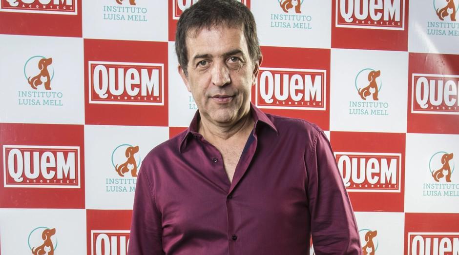 Ricardo Almeida (Foto: Marcelo Spatafora / Editora Globo)