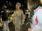 'É o 1º carnaval da cidade pacificada, isso é superação', afirma Torloni