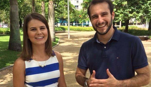 Vida e Saúde será apresentado por Mayara Vieira e João Salgado (Foto: RBS TV/Divulgação)