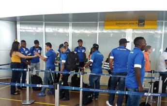 """Com dois """"reforços"""", CSA embarca para disputar a final no Rio de Janeiro"""