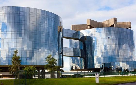 Sede da Procuradoria-Geral da República, em Brasília (Foto: Antônio Augusto SECOM/PGR/MPF)