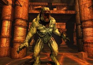 O terror de 'Doom 3' volta remasterizado para o PC e consoles (Foto: Divulgação)