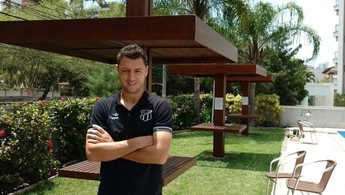Felipe Menezes, Ceará (Foto: Juscelino Filho)