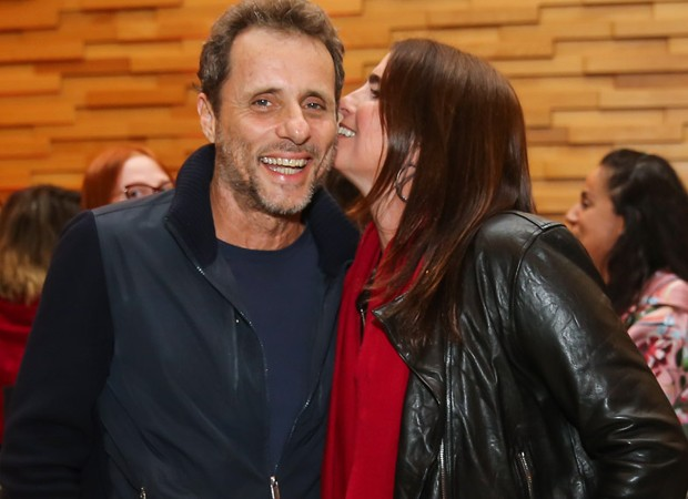 tony Bellotto e Malu Mader (Foto: Manuela Scarpa/Brazil News)