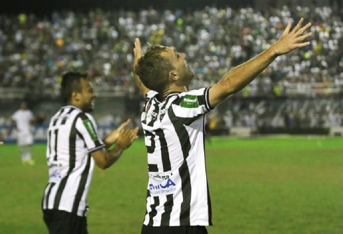 Kaio Wilker Tupi-MG Arapiraca (Foto: Felipe Couri/Tupi FC)