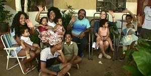Família de Juan Carlos Poca (Foto: Reprodução/RPC)