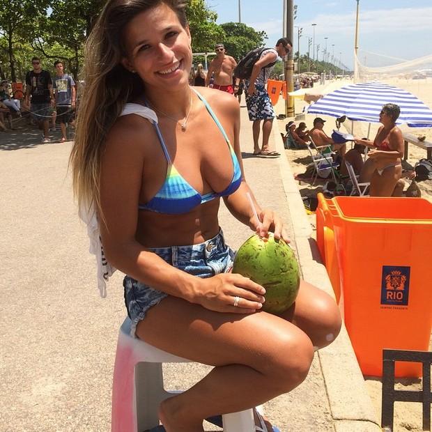 Jade Barbosa (Foto: Reprodução/ Instagram)