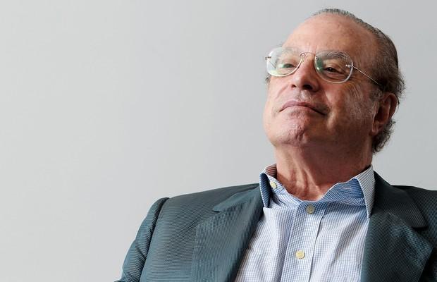 O deputado Paulo Maluf (PP-SP) (Foto: Tiago Queiroz/ Estadão Conteúdo)