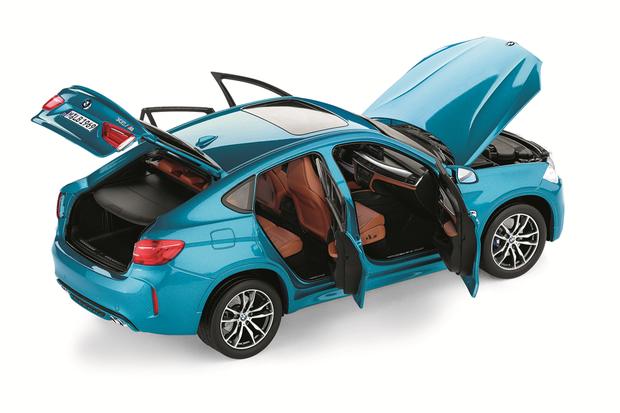 BMW lança 10 modelos de carros em miniatura a partir de R$ 539 (Foto: Divulgação)