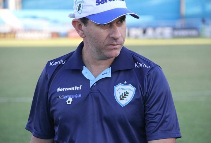 Claudio Tencati Londrina (Foto: Wellington Ferrugem/Londrina Esporte Clube)