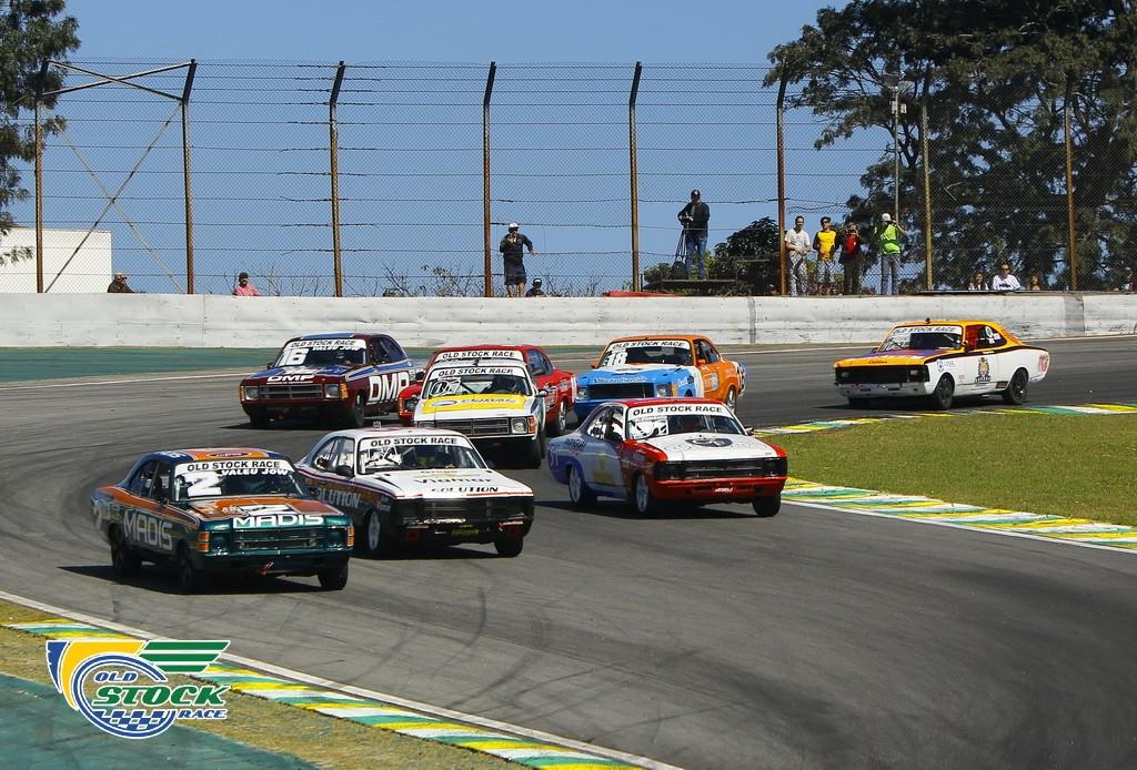 Falta pista para o larga da categoria (Foto: Humberto Silva/OSR)
