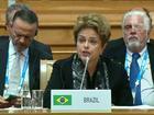 Dilma pede mais espaço para Brics e diz que grupo é 'força motriz' global
