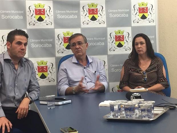 Janayne Marques de Faria alegou desistência por problemas pessoais (Foto: Mariana Fontes/TV TEM)