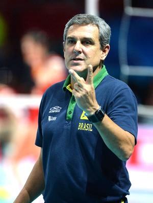 Zé Roberto, Brasil X China - Mundial de Vôlei (Foto: Divulgação / FIVB)
