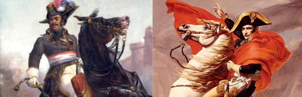 RANCOR O imperador francês  Napoleão Bonaparte. Ele tentou varrer Alex Dumas da história (Foto: Bruno Arrigoni/Musée Alexandre Dumas e Villers-Cotterëts )