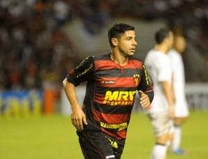 Cicinho - Sport (Foto: Aldo Carneiro/Pernambuco Press)