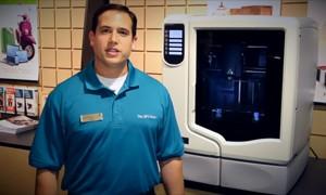 UPS anuncia impressão 3D para startups e pequenas empresas nos EUA (Foto: Divulgação/UPS)