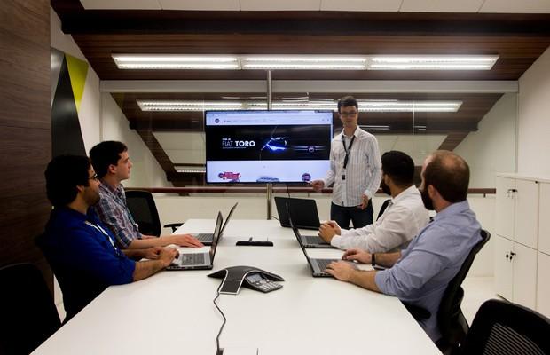 FCA inaugura centro de pesquisa e desenvolvimento em Pernambuco (Foto: Divulgação)