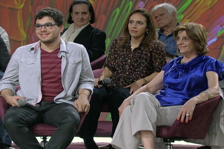 O caminho da adoção: frustração das crianças que são devolvidas aos abrigos (Foto: Encontro / TV Globo)