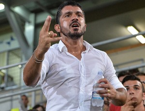 gattuso expulso palermo (Foto: Getty Images)
