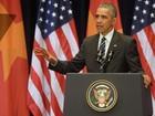 Obama defende democracia e direitos humanos em discurso no Vietnã