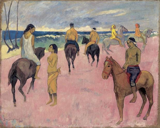 Exposição Paul Gauguin (Foto: Divulgação)