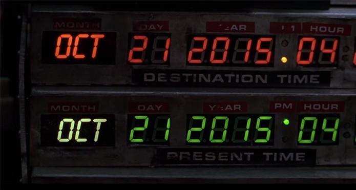 De Volta para o Futuro 2: 15 tecnologias que deram certo (Foto: Reprodução/YouTube)