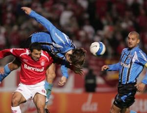Sandro no Grêmio (Foto: O Liberal)