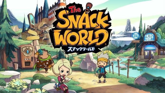 Jogos mais esperados de 2017 para 3DS: The Snack World (Foto: Divulgação/Level 5)