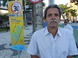 Augustinho Maia, da CTTU (Foto: Katherine Coutinho / G1)