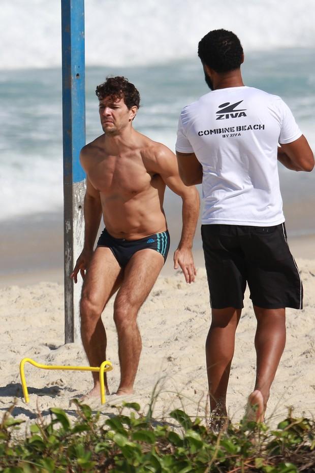 Daniel de Oliveira  (Foto: Dilson Silva / Agnews)
