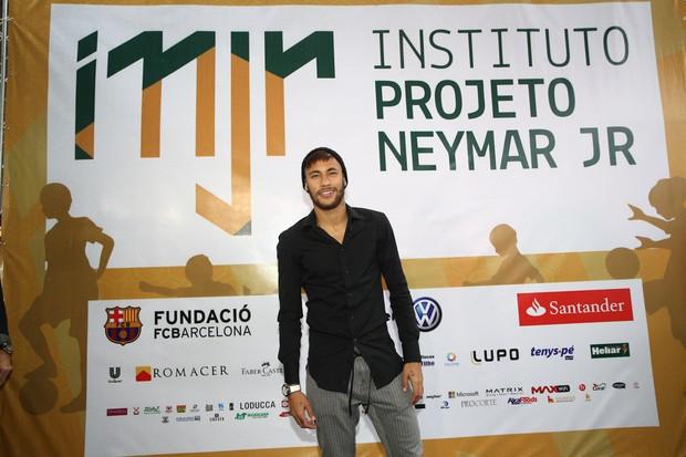 Neymar (Foto: Manuela Scarpa e Marcos Ribas / Foto Rio News)