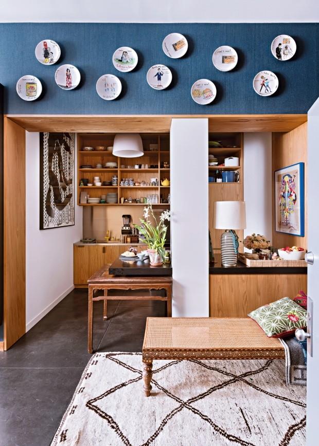 Diretor da Design Miami tem loft em ny cheio de arte e de móveis assinados (Foto:  Manolo Yllera)