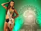 'Gosto mesmo de sertanejo', revela Garota Motorcycles em Barretos, SP