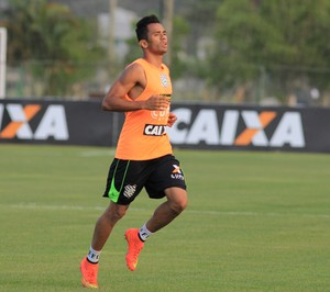 Sueliton lateral Figueirense (Foto: Luiz Henrique/Figueirense FC)
