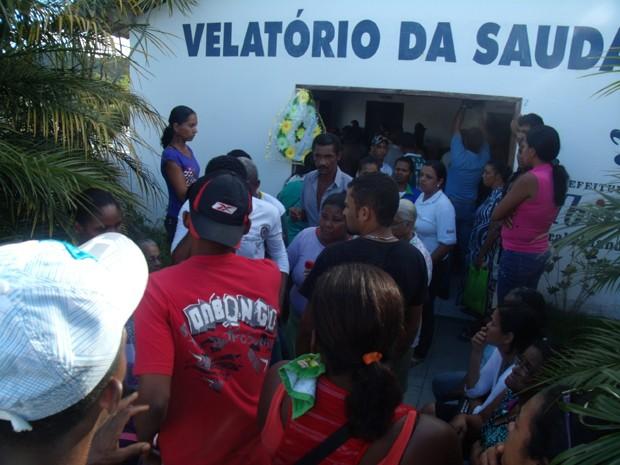 enterro irmãos bahia (Foto: Alan Alves do Santos/Divulgação)