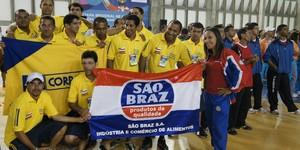 Dos 140 trabalhadores-atletas da PB na disputa, 75% são homens (Divulgação)