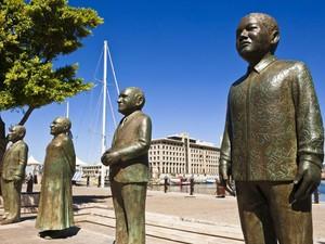 Nobel Square, na África do Sul (Foto: Guiziou Franck/hemis.fr/AFP)