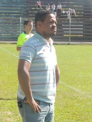 Paulo Mulle - Técnico União Mogi (Foto: Petterson Rodrigues)