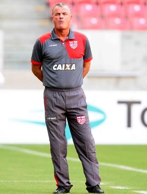 Mazola Júnior Náutico x CRB (Foto: Marlon Costa / Pernambuco Press)