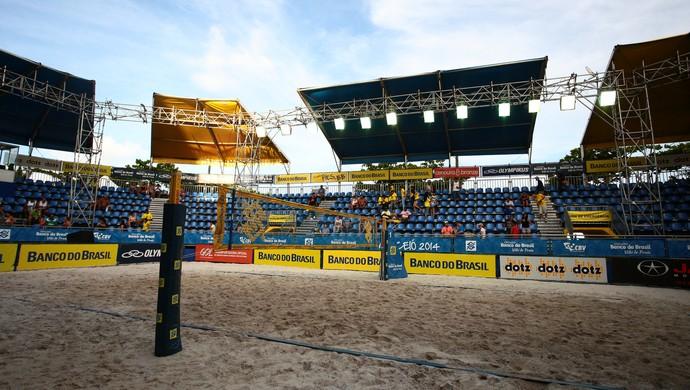 Etapa de Alagoas, Circuito Open (Foto: Jonathan Lins/G1)